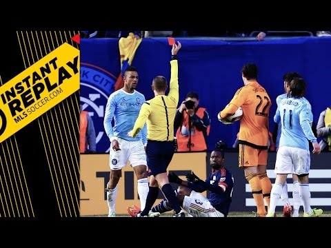 Instant Replay: DOGSO in Columbus & NYC, offside in Dallas, and PK calls in Salt Lake