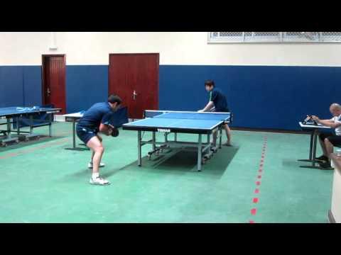 Sharkawi vs Mukai - Abu Dhabi Gov Dept Sports Assoc Table Tennis Tournament