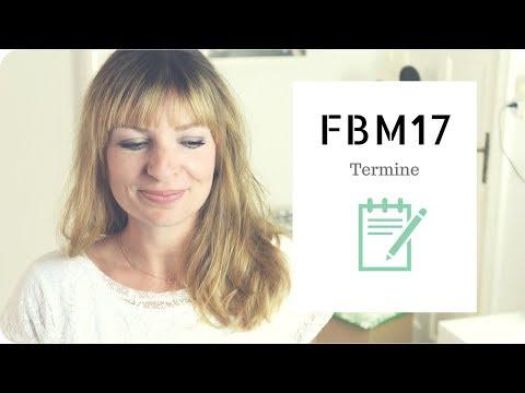FBM17 // Meine/unsere Buchmesse Termine