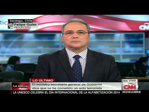 Atentado terrorista en Chile