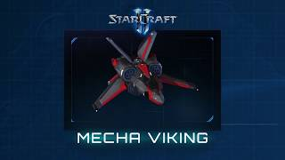 Starcraft 2 Patch 3.14 - Premiere Bundle Skins Preview