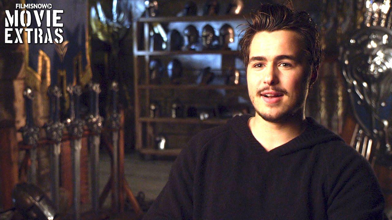 Warcraft | On-set with Ben Schnetzer 'Khadgar' [Interview]
