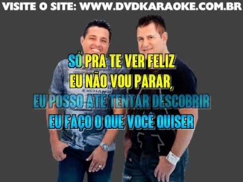 Bruno & Marrone   Amor Não Vai Faltar