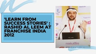 Learn from Success Stories    Rashid Al