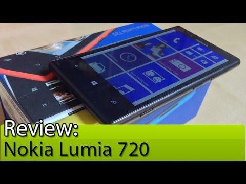 Prova em vídeo: Nokia Lumia 720 | Tudocelular.com