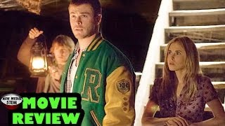 The Cabin in the Woods - THE CABIN IN THE WOODS - OFFICIAL MOVIE REVIEW (TRAILER HD)