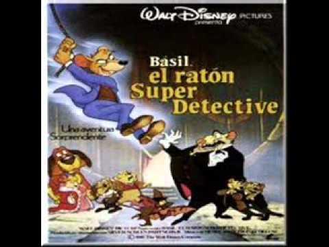 Basil El Ratón Superdetective 01-Main Title