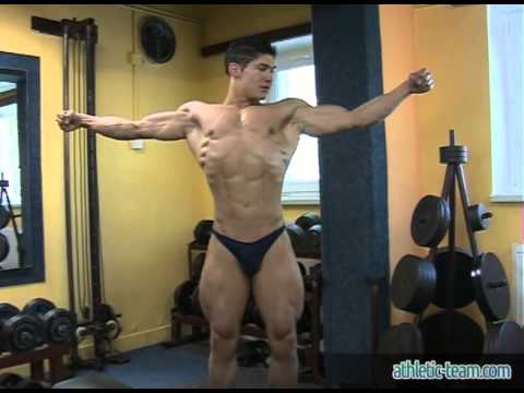 Interview With Czech Junior Bodybuilder Doovi