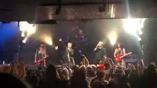 STEEL PANTHER (live)(2/25/2013)