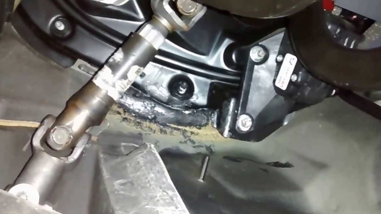 Opel Corsa C Water Leak Youtube