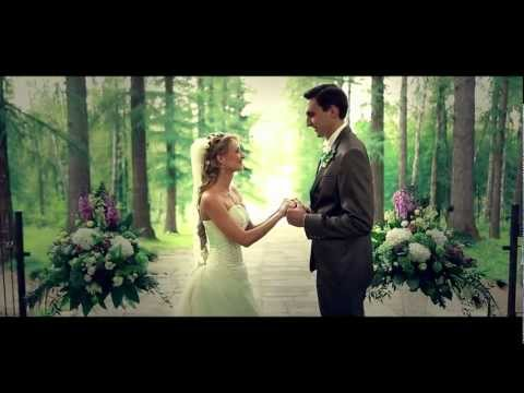 Дмитрий и Анастасия. Свадьба в усадьбе Середниково.