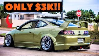 5 Cheap Cars With Endless Amount of Tuning Potential Under 5K!!