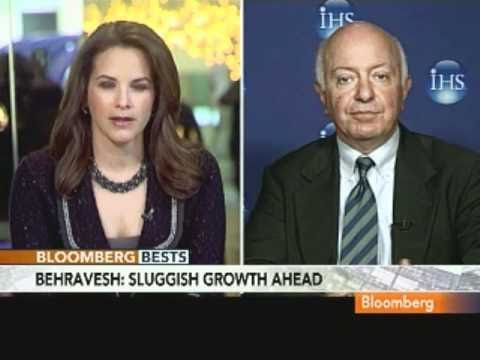 IHS's Behravesh Interview on U.S. Economy - Video - Bloomberg.flv