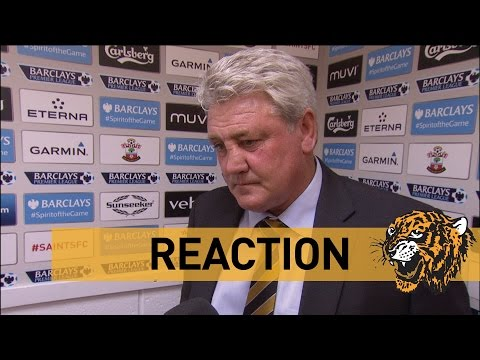 Southampton v The Tigers   Reaction With Steve Bruce