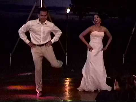 Longest Surprise First Wedding Dance - Funny wedding first dance in Kauai