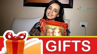 Sanaya Irani Gift Segment - 01