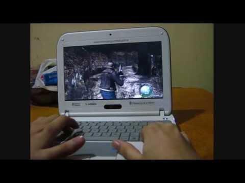 Jugando En La Netbook