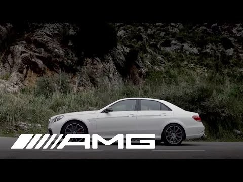 E 63 AMG S-Model 4MATIC - Short Version