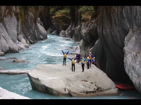 why choose EcoRafting for your NZ Whitewater Adventure?