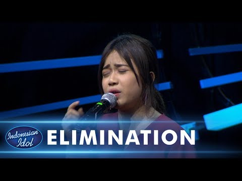BIANCA JODIE - JEALOUS (Labrinth) - ELIMINATION 3 - Indonesian Idol 2018 | indonesian