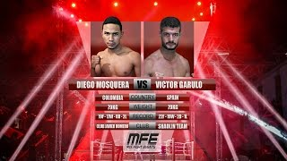MIX FIGHT - DIEGO MOSQUERA vs VICTOR GARULO
