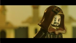 Assassin's Creed movie in LEGO