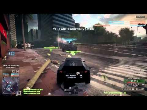 Поиграл в Battlefield: Hardline - новый взгляд на привычный сериал