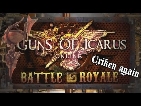 Guns of Icarus Online: Releasing the Criken Again