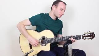 Love Me Tender - Fingerstyle Guitar