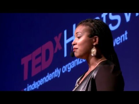 Pieces of my Memories: A Poem to Alzheimer's | Alyea Pierce | TEDxHuntsville