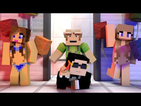 Minecraft | Emotes Mod Showcase! (Gangnam Style, Exorcist, Emoji's)