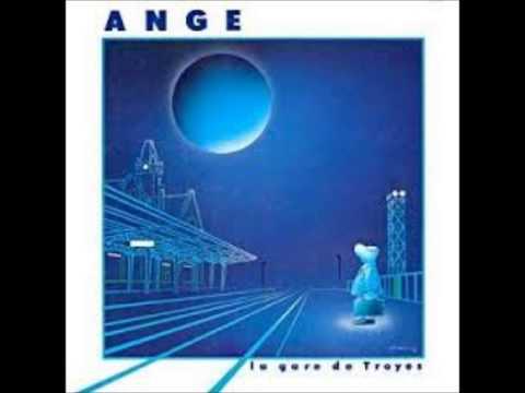 Ange - La Gare De Troyes