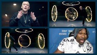 Eminem - Rap God Explicit -REACTION