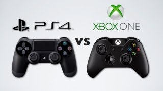 One for the Money - Xbox One vs Playstation 4: What We Know So Far