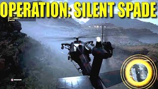 Ghost Recon Wildlands SILENT SPADE FULL MISSION!