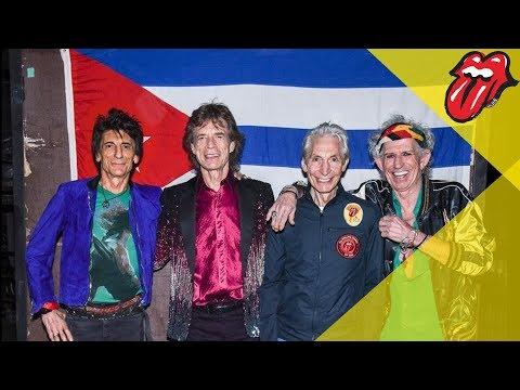 Entre bastidores y en casa con los Rolling Stones
