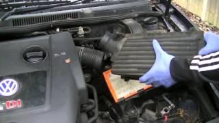 How to Clean a Mass Air flow Sensor (MAF)