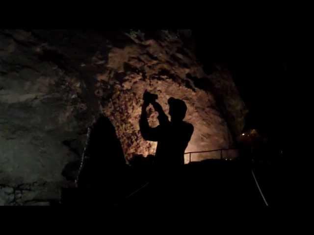 Subterranean Filming