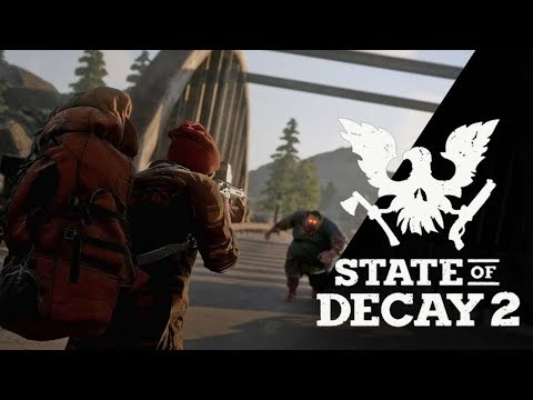 OPEN WORLD ZOMBIE SURVIVAL GAME !! \\ STATE OF DECAY 2 EARLY GAMEPLAY