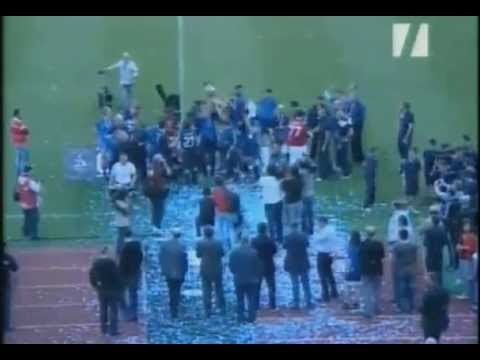Dinamo Tbilisi Champions of Georgia 2012-13