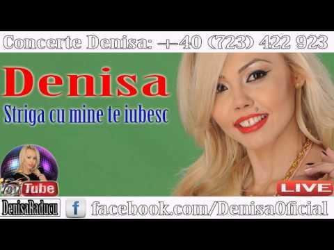 DENISA LIVE - STRIGĂ CU MINE TE IUBESC (NUNTĂ)
