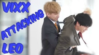 VIXX Attacking Leo