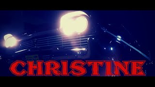 John Carpenter Christine Synthwave By Lynth Sord