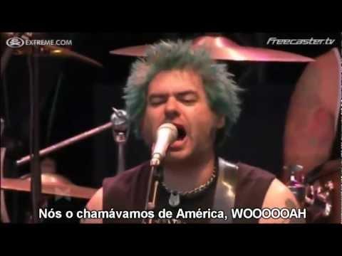 Nofx - We Called It America(Live Hamburg, Germany 2011) Legendado PT-BR