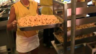 The Making of a Deep Fried Cheese Curd