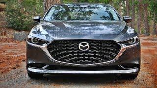 2019 Mazda 3 Sedan - Exterior interior and Drive (Luxurious Compact Sedan)