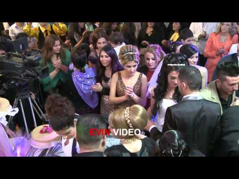 حفلة زواج Kurd # 5   09 02 2013   Kurdische Hochzeit, Kurdish Wedding Imad Selim video