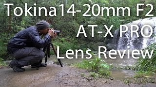 Tokina 14-20mm F2 Review on Sony A6500 | John Sison