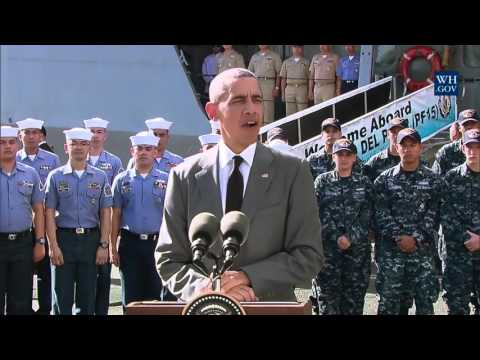Obama: Two more naval ships for the Philippines