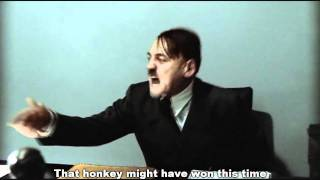 Hitler learns about Kakine Teitoku's death